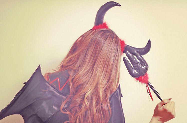 小悪魔な女の子